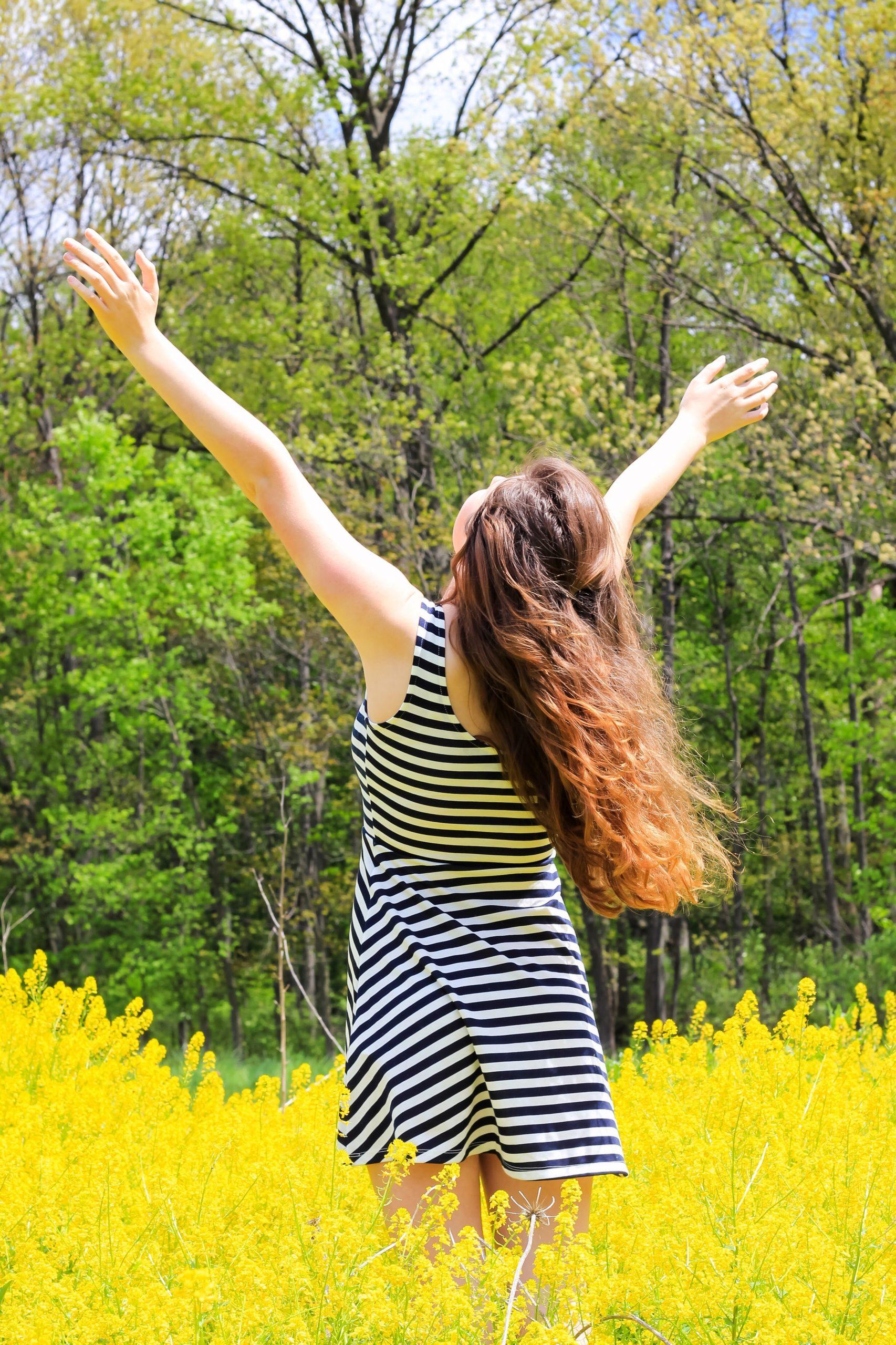 Encare a Vida com Alegria e Gratidão