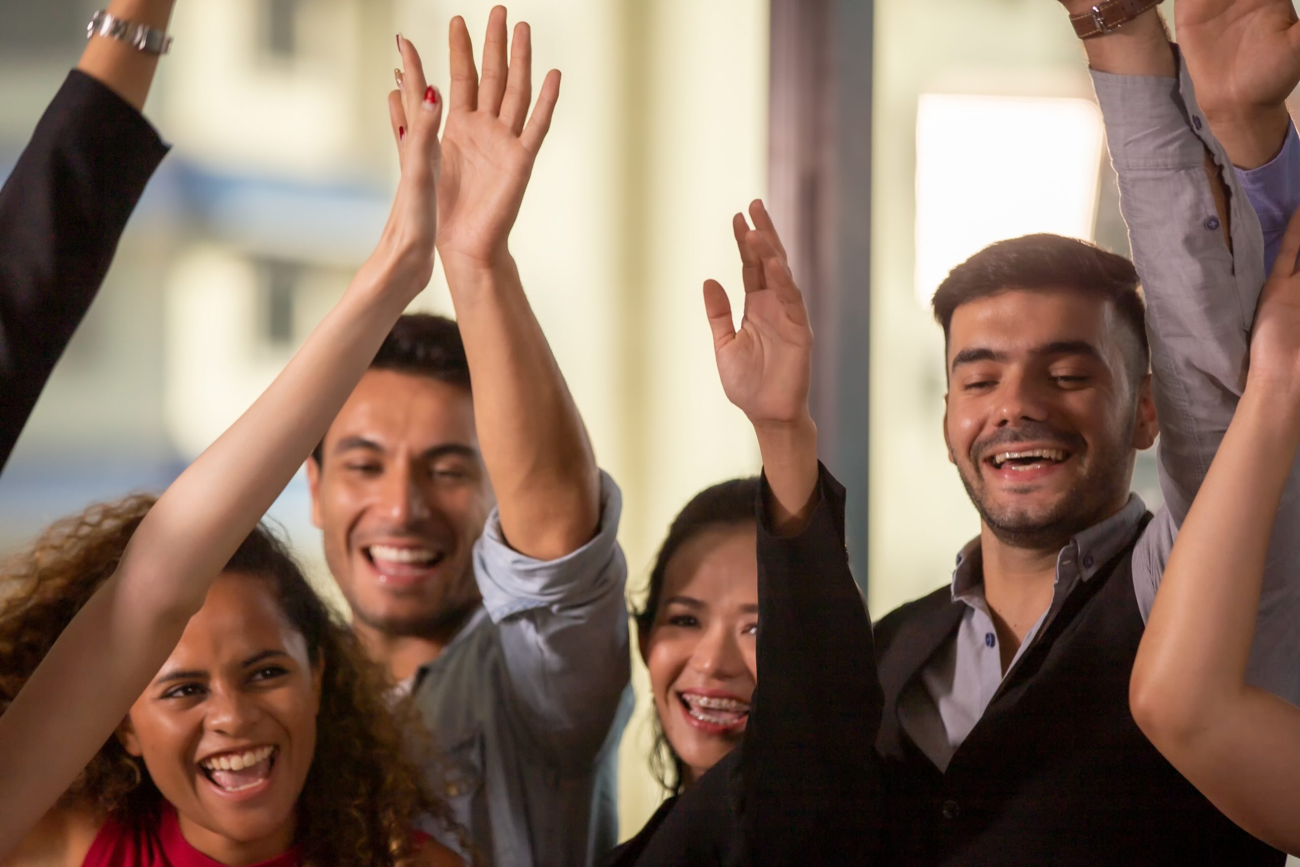 O sucesso de uma empresa muitas vezes depende do trabalho em equipe