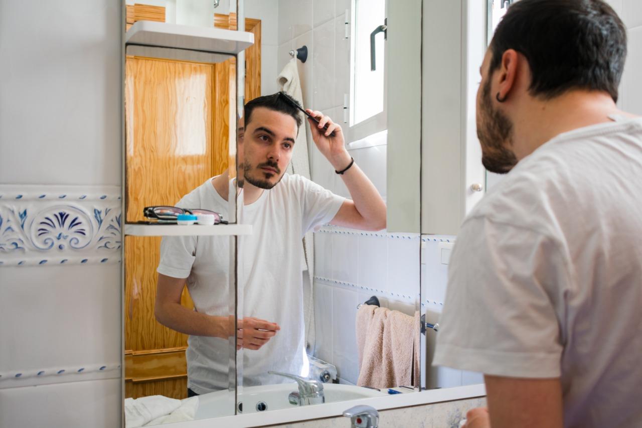 O envelhecimento esteticamente saudável dos homens