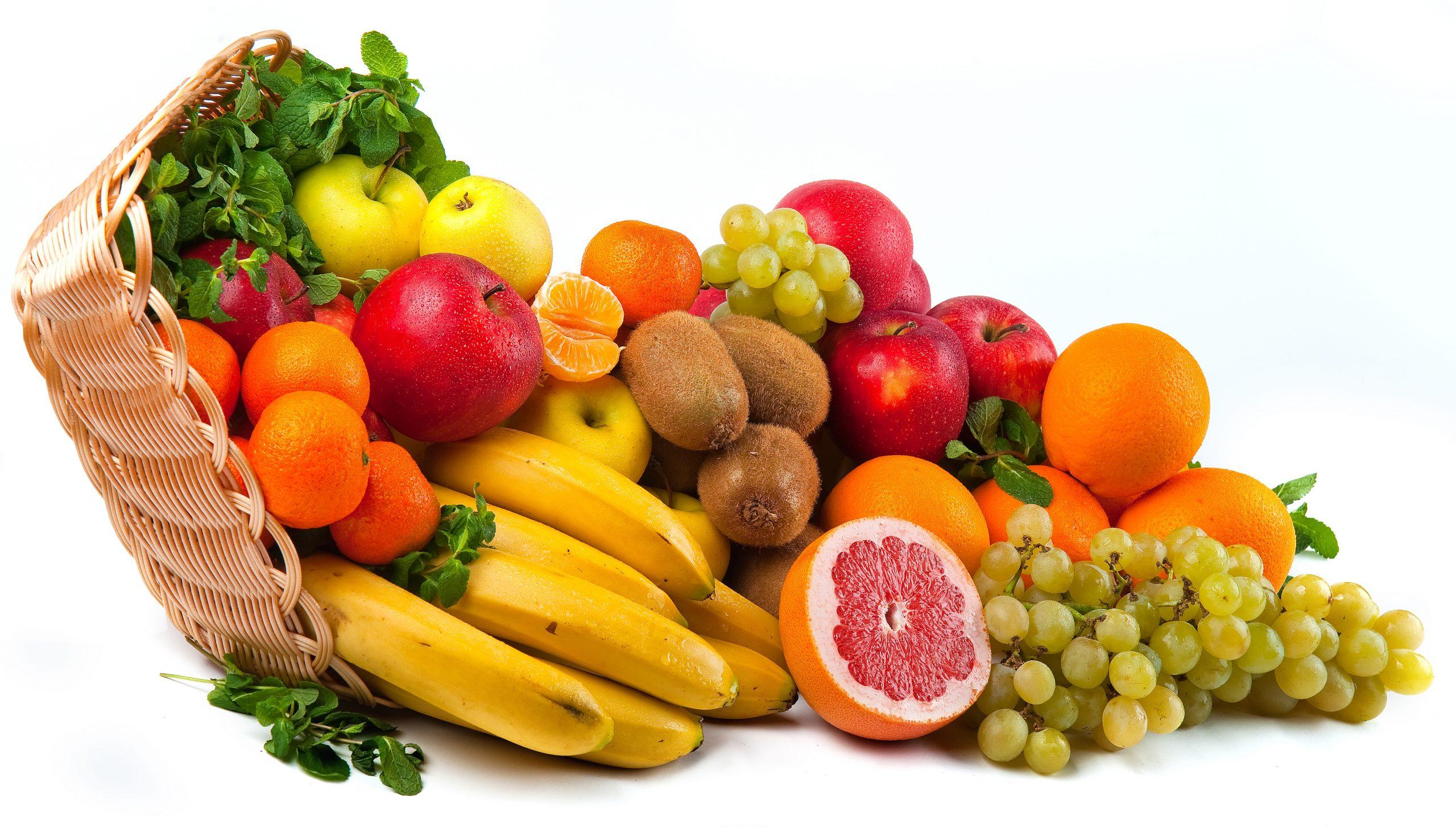 Você sabe o que significa a cor de cada alimento?
