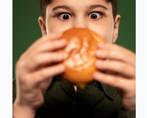 Ansiedade Infantil e Alimentação: Existe relação?